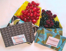 Reusable Snack Bags & Sandwich Wraps