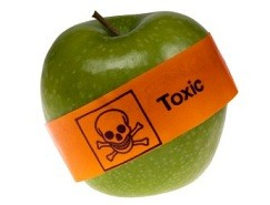 Toxic Fruits Vegetables