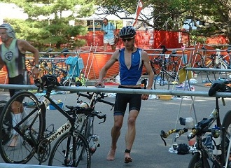 Considering Taking Up Triathlon