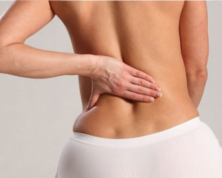 Breast Reduction Low Back Pain