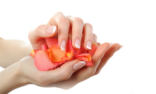 Gel manicures are popular among women because they keep nails strong
